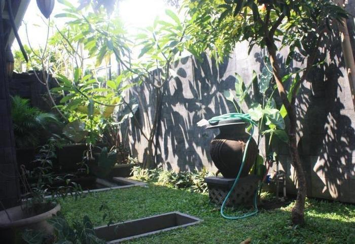 Puri Minggiran Hotel Bali - Taman