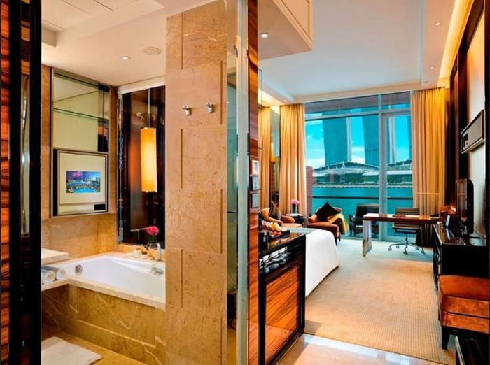Nama Hotel The Fullerton Bay Alamat 80 Collyer Quay 049326Singapore Rating Star Murah Bintang 5 Di Singapore
