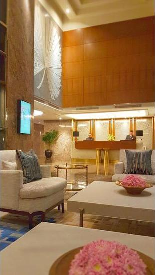 The Residences at The Ritz-Carlton Jakarta Pacific Place - Check-in/Check-out Kiosk