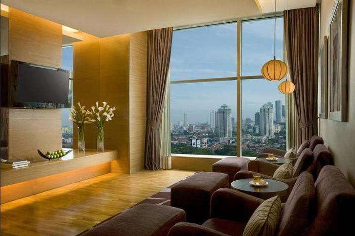 The Residences at The Ritz-Carlton Jakarta Pacific Place - Ballroom
