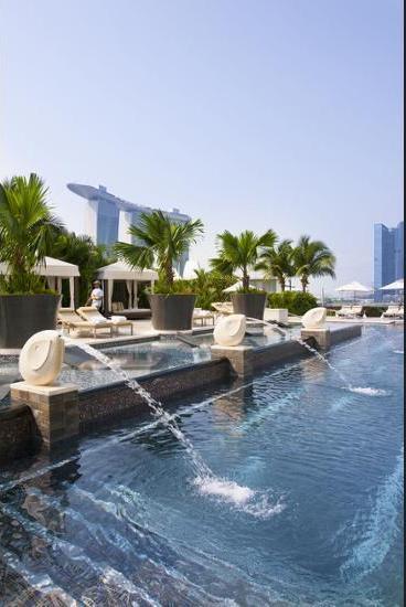 Nama Hotel Mandarin Oriental Singapore Alamat 5 Raffles Avenue Marina Square 039797Singapore Rating Star Murah Bintang Di