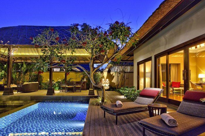 The Trans Resort Bali - Living Room