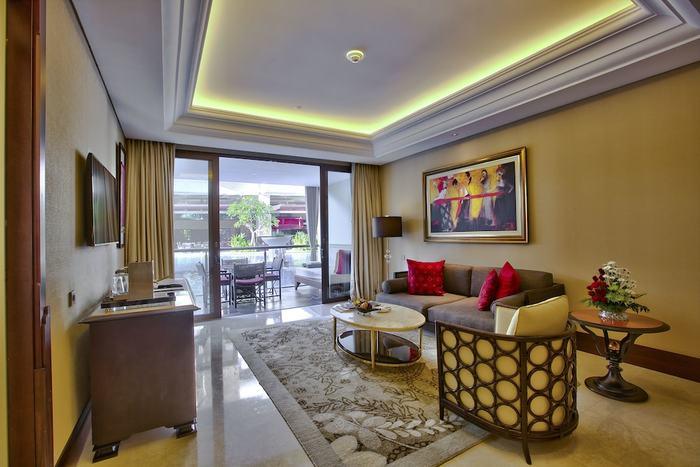 The Trans Resort Bali - Terrace/Patio