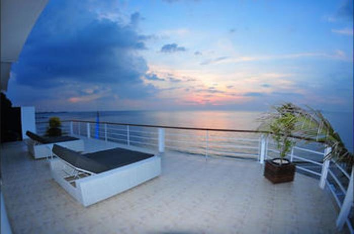 Ocean View Residence - Hotel Jepara Jepara - Balcony