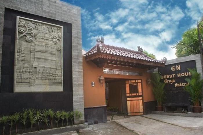 Griya Nalendra Guest House Yogyakarta - Lobby Sitting Area