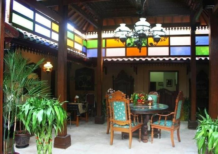 Griya Nalendra Guest House Jogja - Dining
