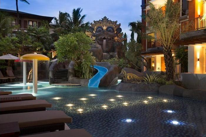 Padma Resort Legian - Waterslide