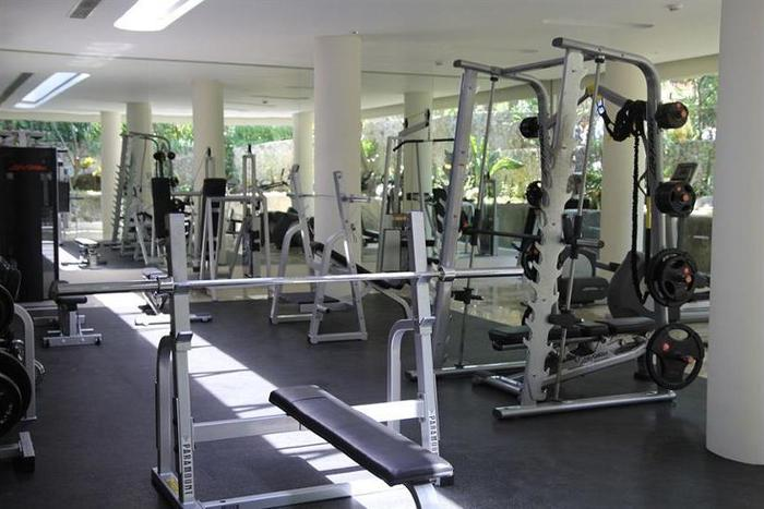 Padma Resort Legian - Gym