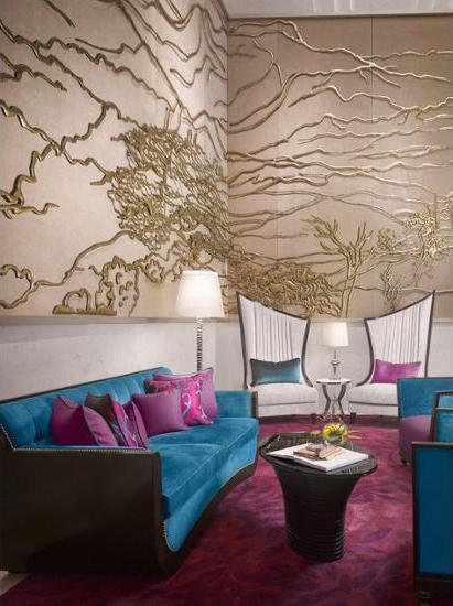 Raffles Hotel Jakarta - Lobby Lounge