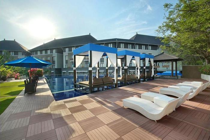 Mercure Bali Nusa Dua - Hotel Bar