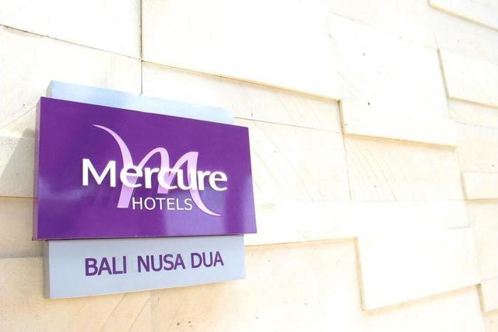 Mercure Bali Nusa Dua - Interior Entrance