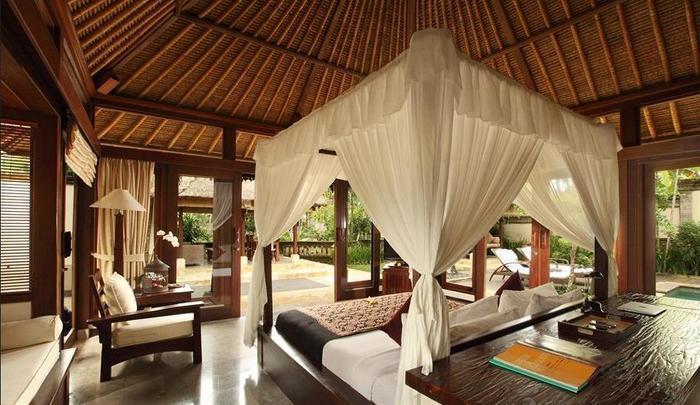 The Ubud Village Resort & Spa Bali - The-Ubud-Village-Resort-&-Spa-Lobby
