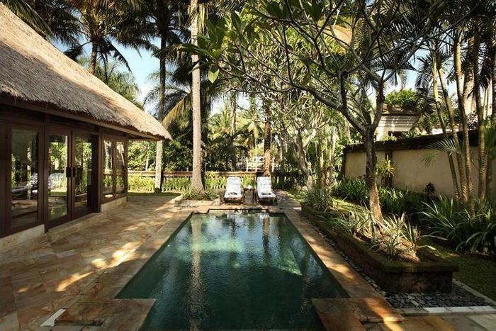 The Ubud Village Resort & Spa Bali - Bathroom Shower