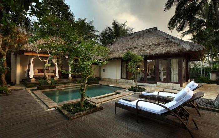 The Ubud Village Resort & Spa Bali - Living Area