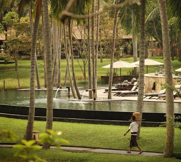 The Ubud Village Resort & Spa Bali - Natural Pool