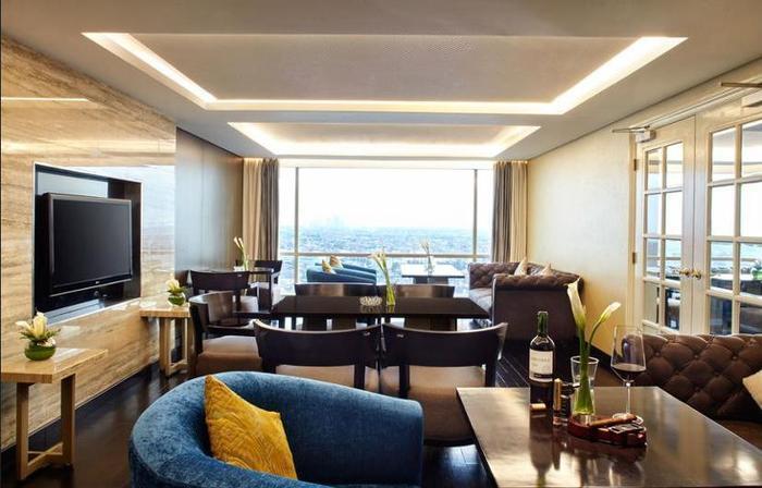 JW Marriott Surabaya - Hotel Lounge