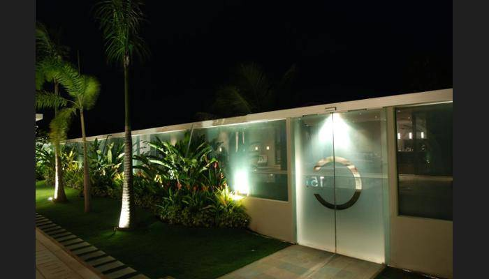 C151 Luxury Smart Villas Resort Bali - Hotel Front - Evening/Night