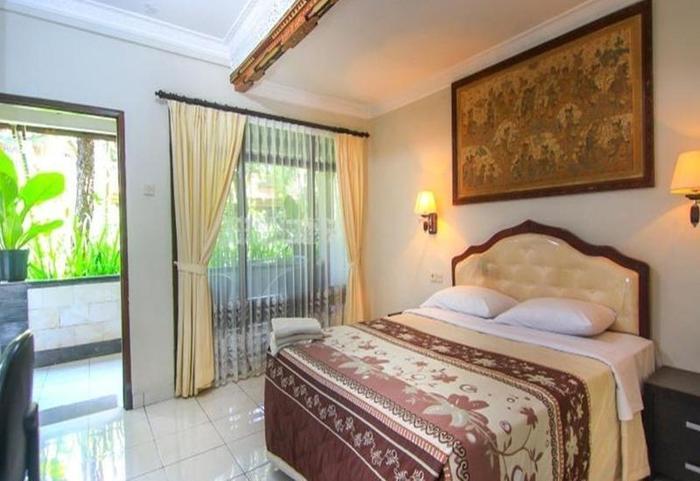 Dewa Bharata Bungalows Legian Bali - Kamar tamu