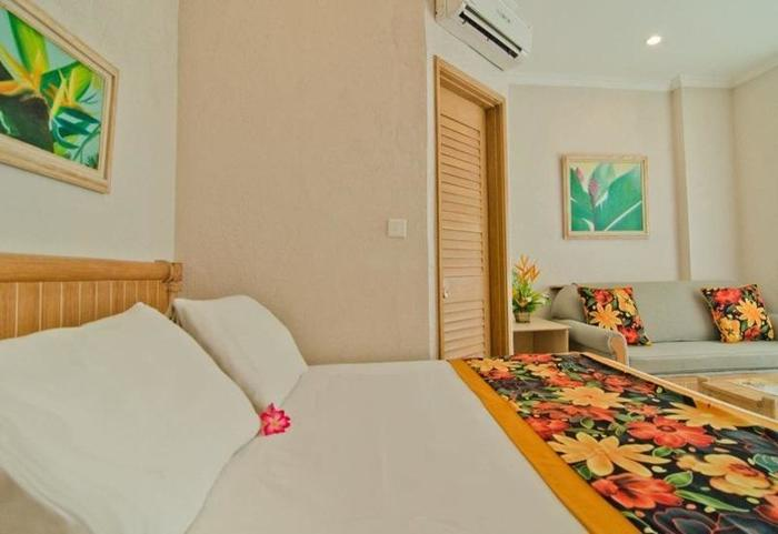 Hawaii Resort Family Suites Anyer - Standard Room