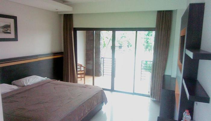 Hotel Grand Bintang Tawangmangu - Deluxe Double Bed