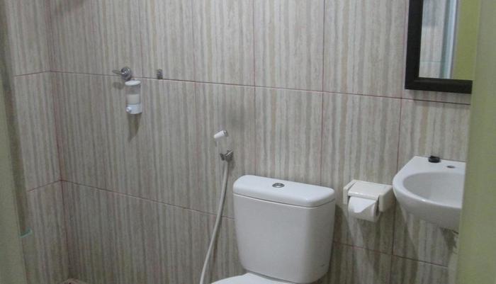 Hennoyustian Homestay Lamongan - kamr mandi