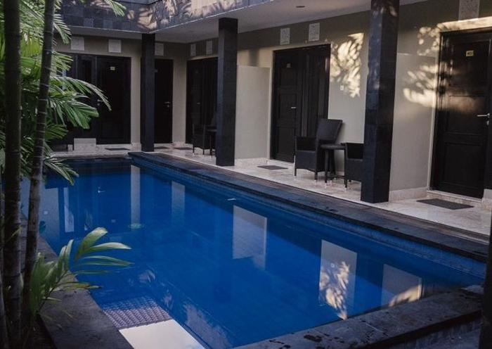 Legian Guest House Bali - Swimming Pool