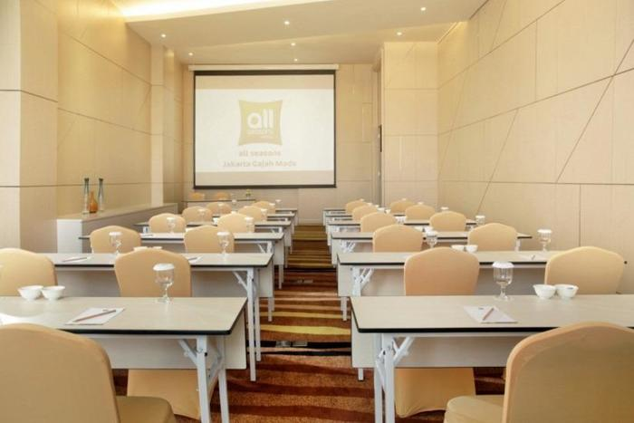 All Seasons Gajah Mada - Meeting Room