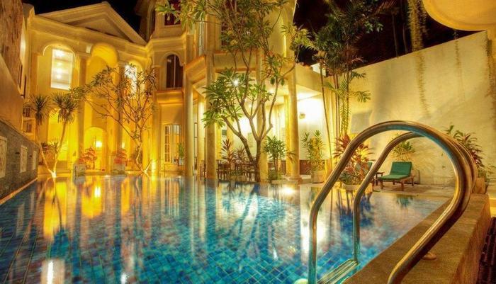 Next Tuban Hotel Bali - Kolam Renang