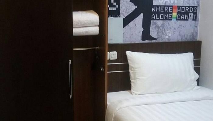 JAV Front One Hotel Lahat Lahat - standart untuk 1 orang