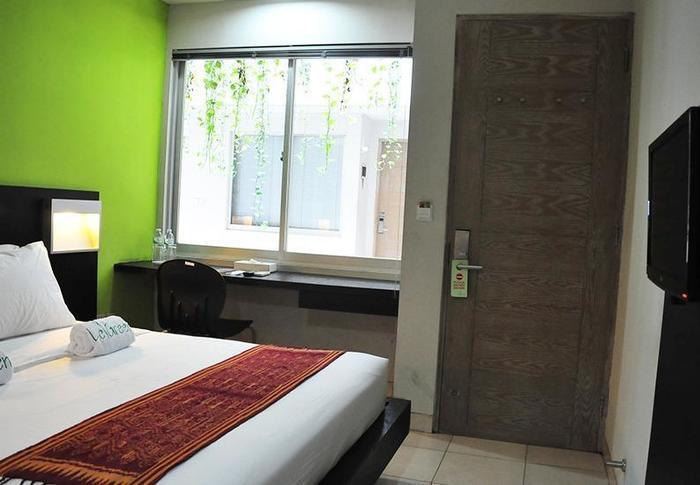 LeGreen Suite Pejompongan - Kamar
