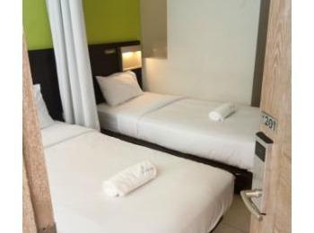LeGreen Suite Pejompongan -  Sharing Room