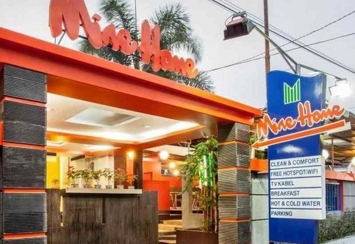 Mine Home Hotel Bandung - Eksterior