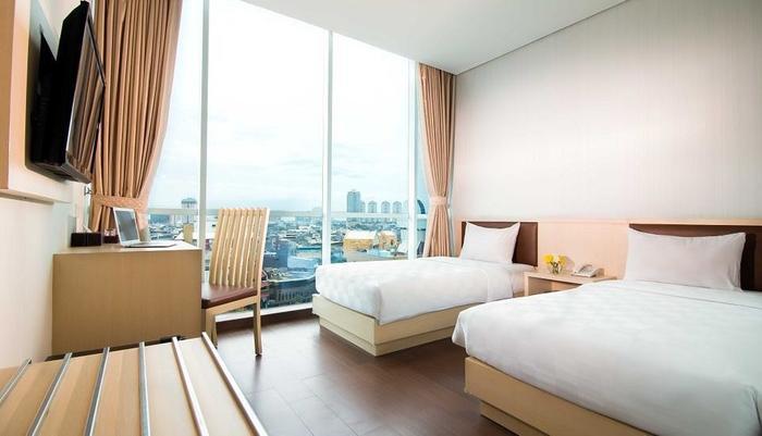 Hotel 88 Mangga Besar 62 - Deluxe View