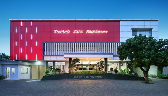 Tembok Batu Residence Yogyakarta - Tampilan Luar Hotel