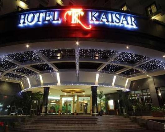 Hotel Kaisar Jakarta - Tampak Luar