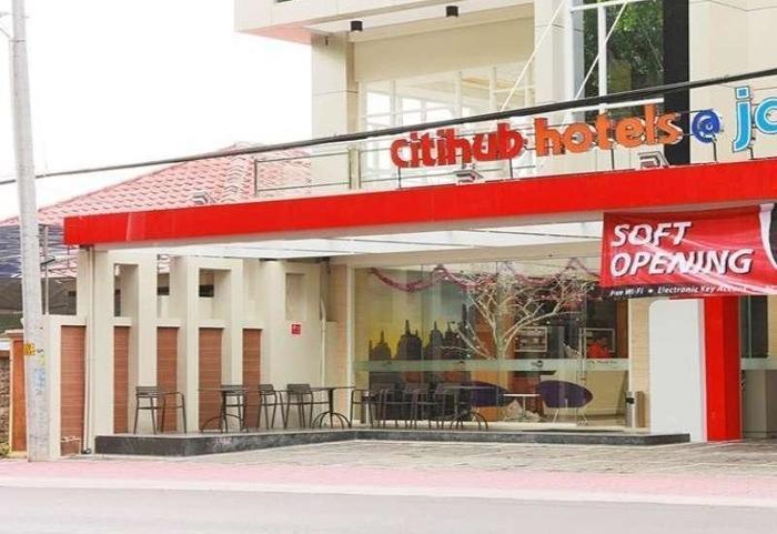 Citihub Hotel at Jagoan Magelang - Eksterior
