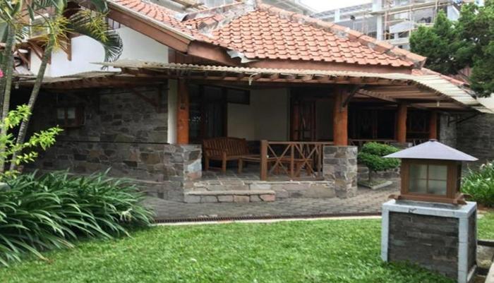 Pantai Indah Barat Hotel Pangandaran - Exterior