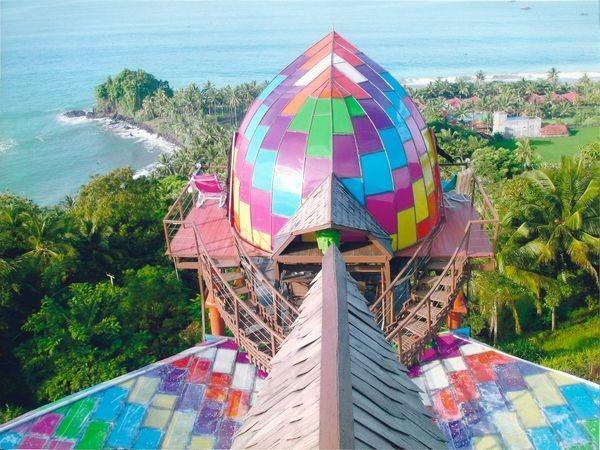 Karang Aji Beach Villa Sukabumi - pemandangan