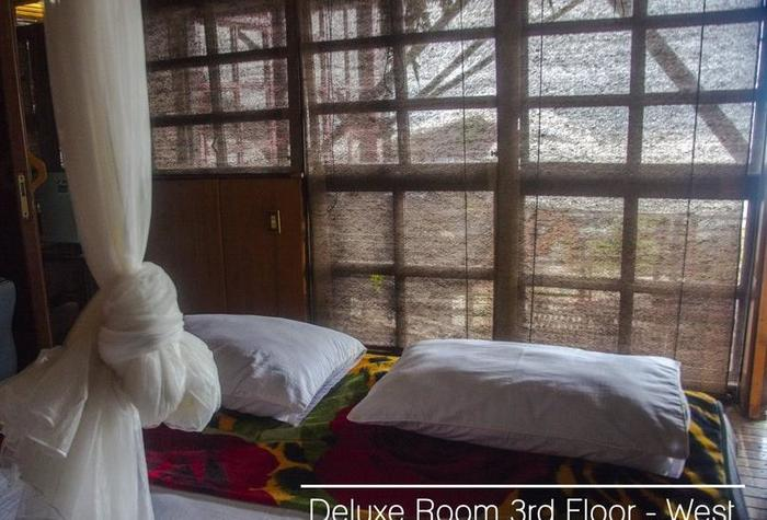 Karang Aji Beach Villa Sukabumi - Deluxe Kamar lantai 3 - Barat