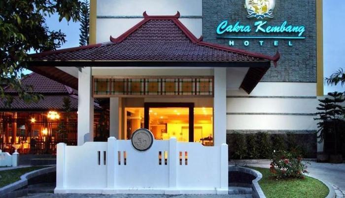 Cakra Kembang Hotel Yogyakarta - bangunan