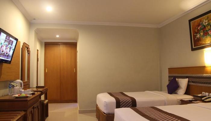 Cakra Kembang Hotel Yogyakarta - Kamar Deluxe