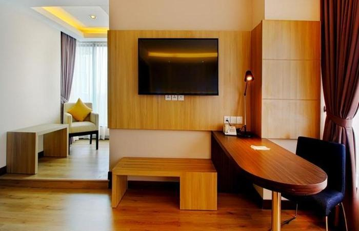 Hotel Dafam Teraskita Jakarta - Interior