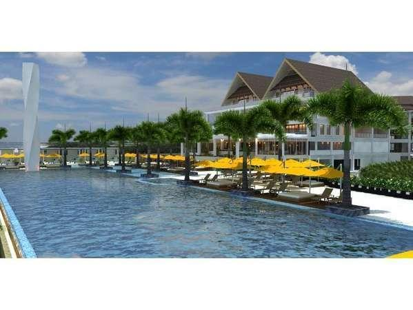 Lv8 Resort Hotel Bali - Swimming Pool