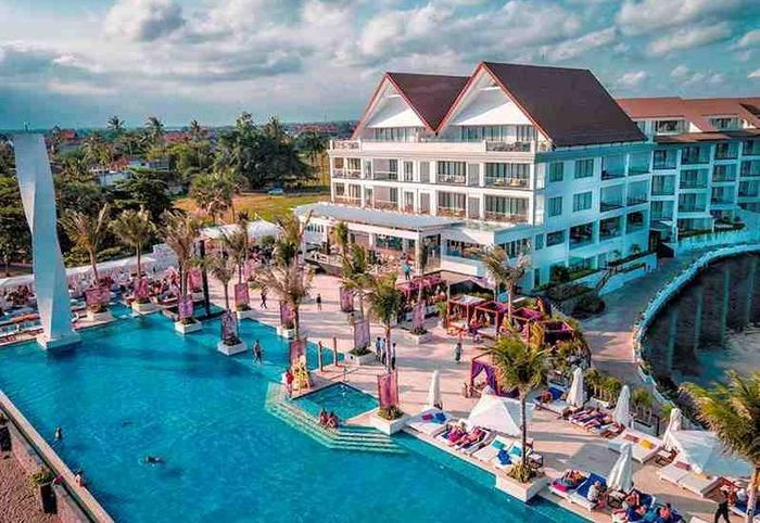 Lv8 Resort Hotel Bali - Appearance