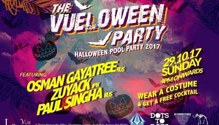 Lv8 Resort Hotel Bali - THE VUELOWEEN PARTY