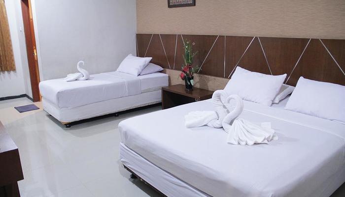 Hotel Wisata Baru Serang - Family Suite Room