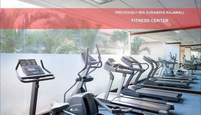 Hotel Arcadia Surabaya - fitness center