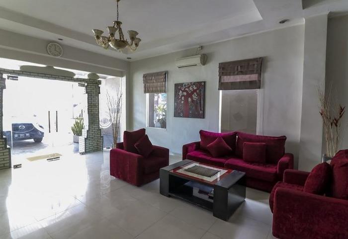 NIDA Rooms Trans Rotterdam Pearl Makassar - Lobi