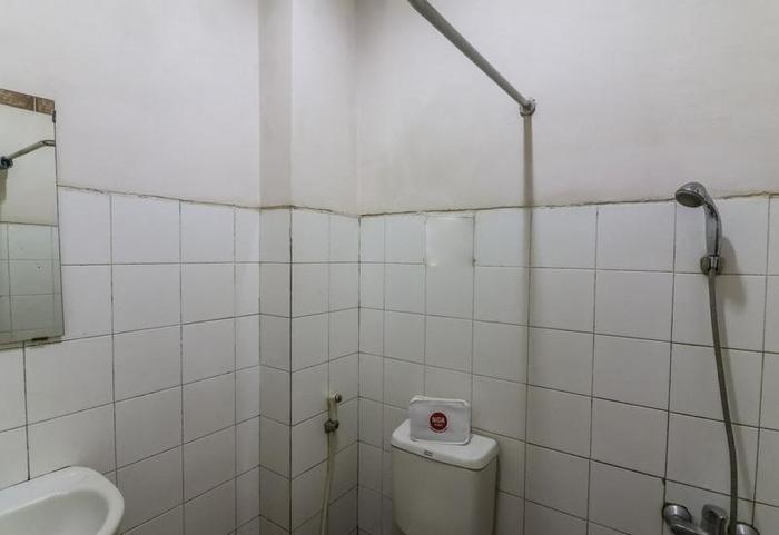 NIDA Rooms Trans Rotterdam Pearl Makassar - Kamar mandi