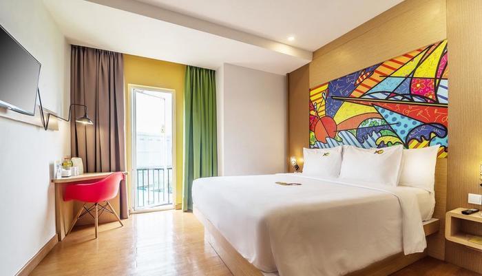 MaxOneHotels at Resort Delia Makassar - Max Happiness Double